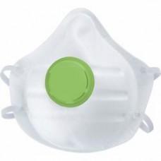 Полумаска фильтрующая (респиратор), с клапаном выдоха