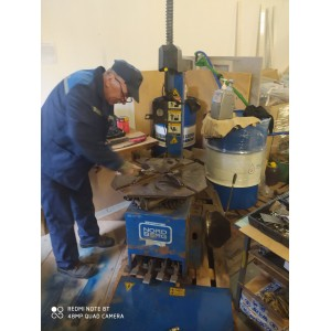 Ремонт автосервисного оборудования