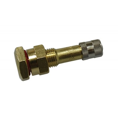 Вентиль для бескамерных шин грузовых автомобилей L41/D9.7