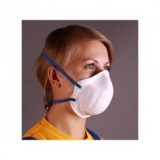 Респиратор РК Юлия-209 формов. без клап. FFP2 (до 12 ПДК) розн. упаковка (пыль,дым,туман  FFP2 R D резиночки реглируются  розничная упаковка)