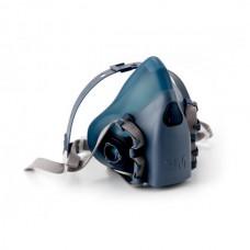 Полумаска без фильтра Jeta Safety (5500P) р-р L (Из изолирующих материалов (термопласт),  р-р L)