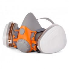 Полумаска без фильтра Jeta Safety (6500) (Из изолирующих материалов, р-р М)