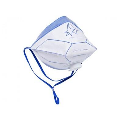 Респиратор РК RK6021 складн. с клап. FFP2 (до 12 ПДК) (Складной, пыль, дым туман, FFP2 - до 12 ПДК)