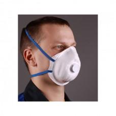 Респиратор РК Юлия-219 формов. с клап. FFP2 (до 12 ПДК) розн. упаковка (пыль,дым,туман  FFP2 R D, резинки с регулировкой)