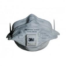 Респиратор 3М 9163 Vflex SV складн. с клап. FFP3D (до 50 ПДК) (Р-р S)