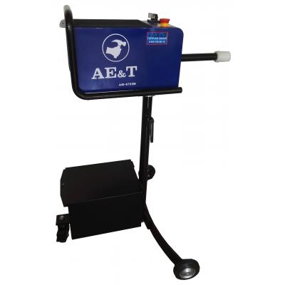 Станок для проточки тормозных дисков без снятия с автомобиля AE&T AM-8700