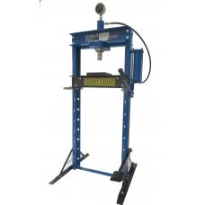 Пресс гидравлический AE&T Т61220F (20т) с ножным приводом