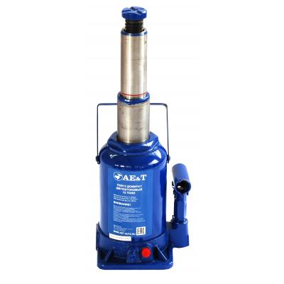 Домкрат бутылочный двухштоковый AE&T T02012