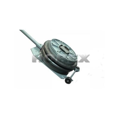 Домкрат подкатной пневматический HOREX HZ 01.5.022