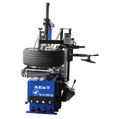 Шиномонтажный станок AE&T M-231P36 с правой мультирукой автомат (380В/3Р)