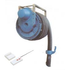 Электромеханическая катушка со шлангом для удаления выхлопных газов Atis FS-ER102/8001