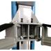 Двухстоечный подъемник ATIS V240M (4т) электрическое управление стопорами на одной колонне