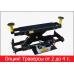 Подъемник четырехстоечный Atis A480A под 3D сход-развал для грузовых авто (8т)