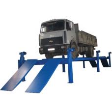Грузовой платформенный подъёмник ПЛ-20-01