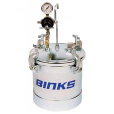 Красконагнетательный бак BINKS 10 литров 183S-210-CE