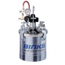 Красконагнетательный бак BINKS 10 литров 183S-211-CE