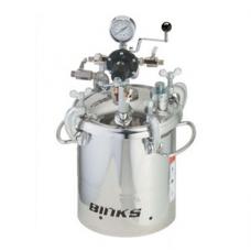 Красконагнетательный бак BINKS 10 литров 183S-212-CE