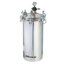 Красконагнетательный бак BINKS из нержавеющей стали 60 литров 183S-1510-CE