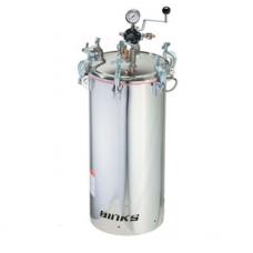 Красконагнетательный бак BINKS из нержавеющей стали 60 литров 183S-1512-CE