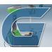 Автоматический шиномонтажный стенд Bosch TCE 4400-22 S44