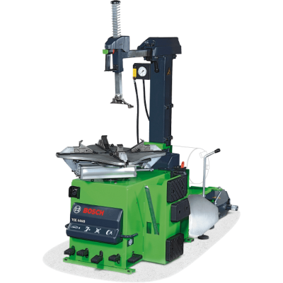 Автоматический шиномонтажный станк Bosch TCE 4460 для колес больших диаметров