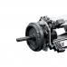 Механический балансировочный для грузовых колес CEMB PAGURO P2