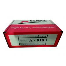 Грузы для стальных дисков Dr. Reifen A-010 10 гр. (100 шт в упаковке)