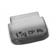 Грузики для стальных дисков Dr. Reifen A-15 15гр. (100 шт в упаковке)