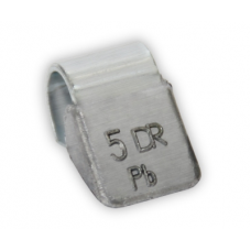 Грузики балансировочные для литых дисков Dr. Reifen B-005 5 гр. (100 шт.)