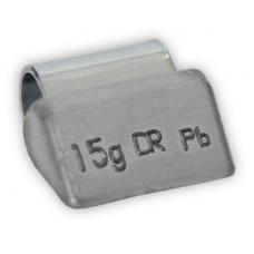 Грузики балансировочные для литых дисков Dr. Reifen B-015 15 г (100 шт.)
