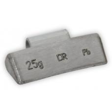 Грузики балансировочные для литых дисков Dr. Reifen B-025 25 г (100 шт.)
