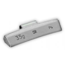 Грузики балансировочные для литых дисков Dr. Reifen B-035 35 г (50 шт.)