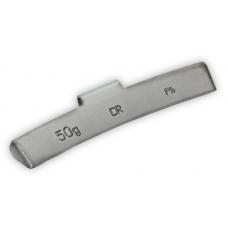 Грузик балансировочный для литых дисков Dr. Reifen B-050 50 г (50 шт.)