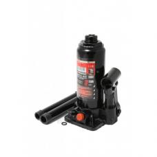 Домкрат бутылочный 2т с клапаном 2т +доп. ремкомплект Forcekraft FK-T90204
