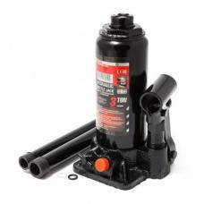 Домкрат бутылочный 30т с клапаном+доп.ремкомплект Forcekraft FK-T90304