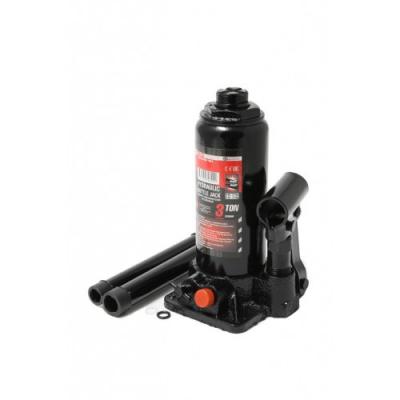 Домкрат бутылочный 5т с клапаном+доп. ремкомплект Forcekraft FK-T90504