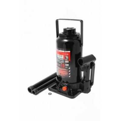 Домкрат бутылочный 20т с клапаном+доп. ремкомплект Forcekraft FK-T92004