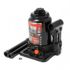 Домкрат бутылочный двухштоковый с клапаном 2т+доп.ремкомплект Forcekraft FK-TF0202