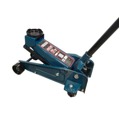 Домкрат подкатной гидравлический Forsage F-T83000E (3т)