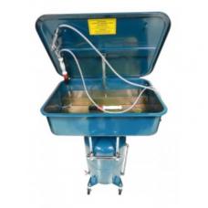Мойка для деталей пневматическая с емкостью для слива Forsage F-PDCT