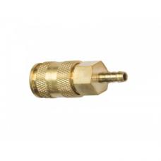 Быстроразъем пневматический с клапаном Forsage F-BSE1-2SH