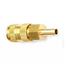 Быстроразъем пневматический с клапаном ''елочка'' Forsage F-BSE1-3SH