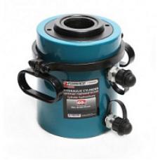 Цилиндр гидравлический двойного действия со сквозным отверстием, Forsage, F-YG60100KS