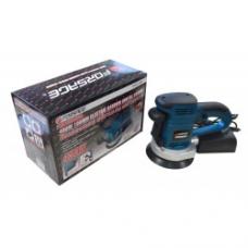 Орбитальная шлифовальная машинка с пылесборнком и дополнительными угольными щетками, Forsage electro, OS1011-240P