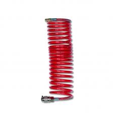 Шланг GAV спиральный полиамидный SRU 8х10мм 15м (Быстросъём)