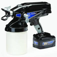 Безвоздушный краскопульт GRACO EASY MAX WP беспроводной для водной краски