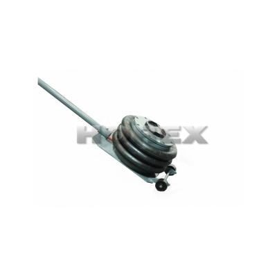 Домкрат подкатной пневматический HOREX HZ 01.5.018
