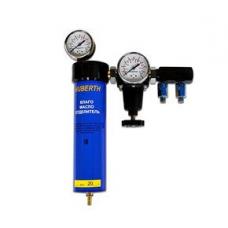 Фильтр воздушный влагомаслоотделитель Hyberth RP106001 одноступенчатый с редуктором