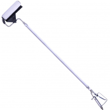 Валик для безвоздушного краскопульта с удочкой HYVST 60 см