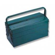 Портативный ящик для инструментов с 3 секциями JONNESWAY